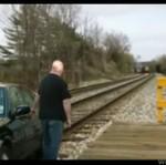 Jak nie zostać rozjechanym przez pociąg?