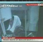 Terrorysta sfilmował śmierć Benazir Bhutto!