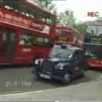 Wypadek w angielskiej taksówce