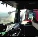 Polak uczy Niemca manier na drodze!
