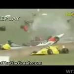 Tragiczny wypadek podczas wyścigu