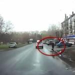 Młoda Rosjanka została potrącona przez samochód...