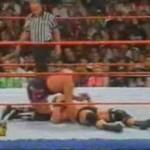 Nieprawidłowe zagrania wrestlerów
