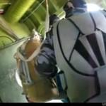 Pierwszy skok na spadochronie