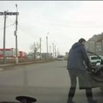 Prawidłowe postępowanie z pijanym kierowcą