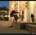 Wyczynowa jazda na BMX-ach