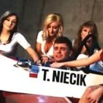 """Tomasz Niecik """"Dziewczyna z Facebooka"""""""