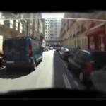 Wypadek okiem kierowcy