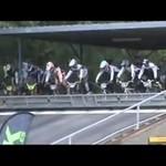 Nieudany start cyklistów!