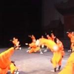 Mnisi z klasztoru Shaolin - POKAZ UMIEJĘTNOŚCI