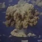 Podwodna eksplozja - robi wrażenie!