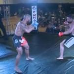 MMA - niesamowity nokaut!