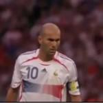 Zinedine Zidane - najlepsze akcje!