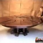Stół, który dopasuje się do każdego wnętrza