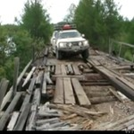 Most na Syberii - PRZEJECHAŁBYŚ?