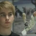 Mechaniczna ręka - WOW!