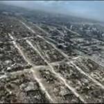 """""""Miasto ruin"""" - przelot nad zbombardowaną Warszawą"""