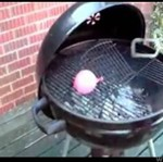 Balonik na grillu