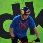 Drew Bezanson, mistrz BMX-a