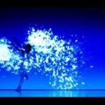 Enra - niesamowity taniec światła!