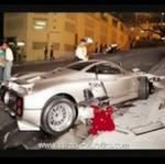 Najbardziej kosztowne wypadki w dziejach motoryzacji!
