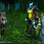 """Striptizerka w świecie """"World of Warcraft""""! SUPER!"""
