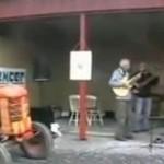 Traktor w roli... perkusisty!