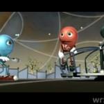 Tlen kontra reszta świata - animacja