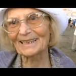 82-letnia fanka Przystanku Woodstock