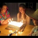 Tort urodzinowy od przyjaciół