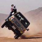 Arabski drift - jak oni to robią!?
