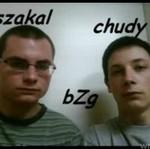 Prawdziwy uliczny rap z Polski! Chudy i Szakal!