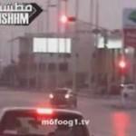 Arabski drift - oni ryzykują życiem!