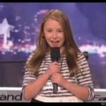 "11-letnia gwiazda ""Mam Talent""!"
