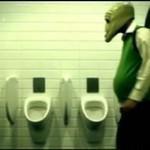 Szczeppan Kleszcz w toalecie