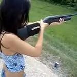 Kobietki z bronią - ratuj się kto może!
