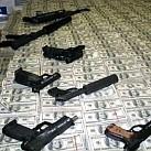 Meksykański boss mafii złapany - zobacz, co miał w domu!