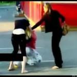 Walka prostytutek - STRASZNE!