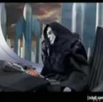 Imperator przy telefonie