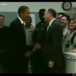 Obama wita się jak ziom!