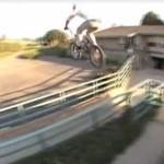 Wypadek na BMX-ie - STRASZNY!