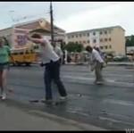 Nowy asfalt w Rosji - HA, HA, HA!