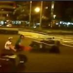 Wypadki z udziałem motorów