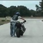 Motocykle - nie dla idiotów!