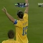 Genialny gol Zlatana Ibrahimovica!