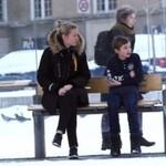 Pomożesz zmarzniętemu dziecku?