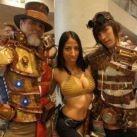 Steampunk - najciekawsze kostiumy