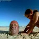 Plażowe niebezpieczeństwo