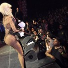 Nicki Minaj - WIELKI TYŁEK!