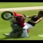 Wypadki rowerowe - mix